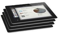 large quantity iPad rentals